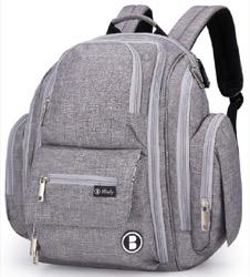 #1 Blissly Diaper Bag Backpack